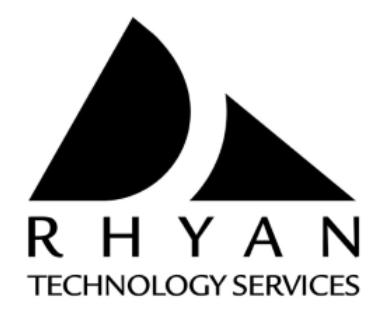 Rhyan logo